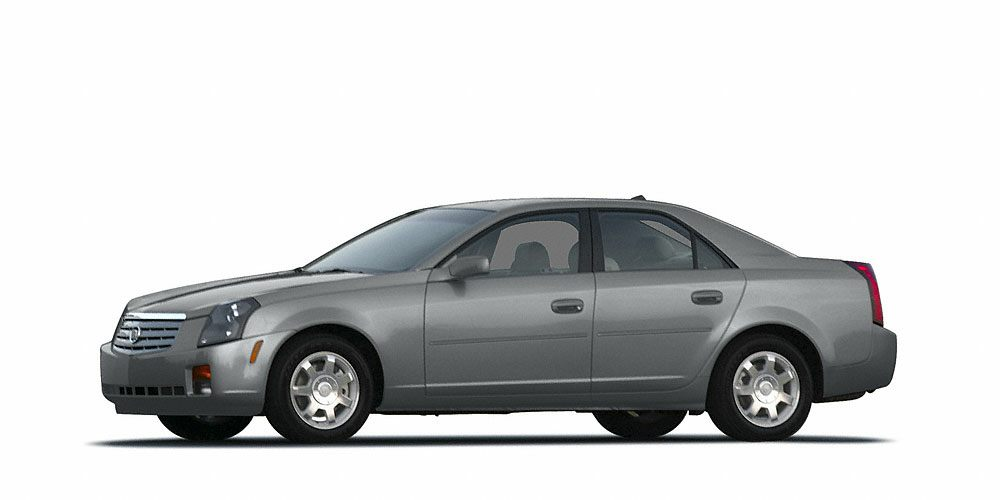 2004 Cadillac CTS Base This super Cadillac is one of the most sought after vehicles on the market b