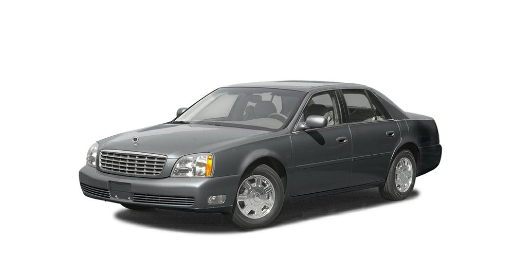 2004 Cadillac DeVille Base Miles 70151Color Thunder Gray Stock P10388 VIN 1G6KD54Y84U146352