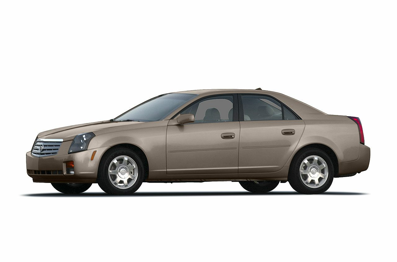 2004 Cadillac CTS Base Miles 92810Color Brown Stock 16940R VIN 1G6DM577040106088