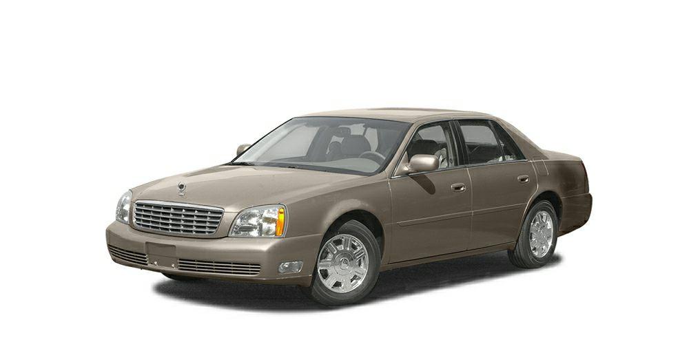 2004 Cadillac DeVille  Miles 92121Color Tan Stock G8330A VIN 1G6KD54Y64U175168
