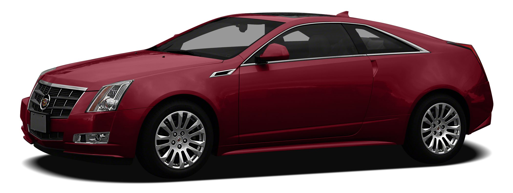 2011 Cadillac CTS Performance Miles 43412Color Crystal Red Tintcoat Stock P10371 VIN 1G6DL1E