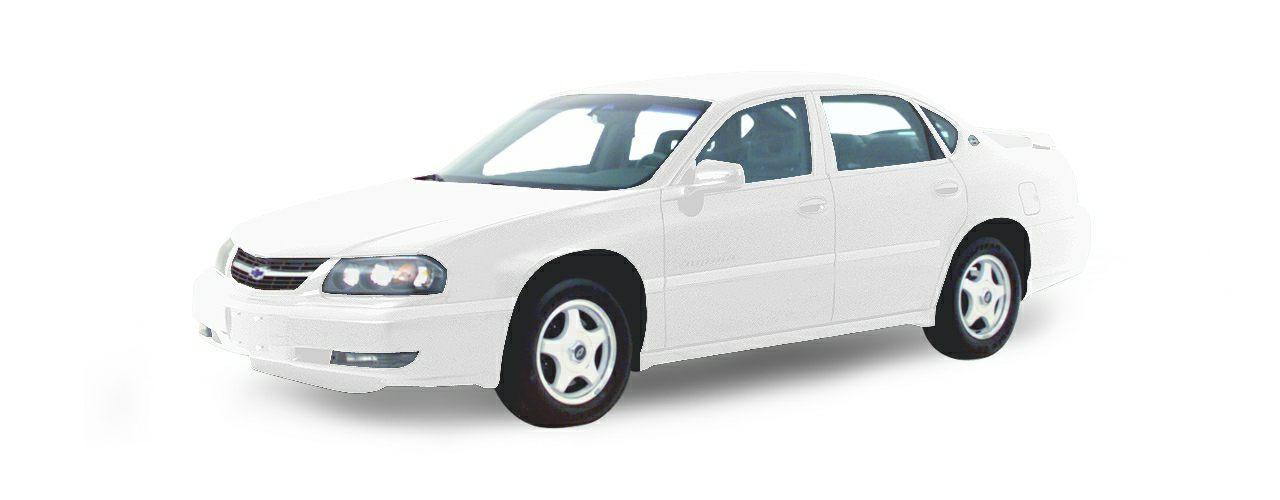 2000 Chevrolet Impala LS Miles 51910Color White Stock F15MU155B VIN 2G1WH55K7Y9296705