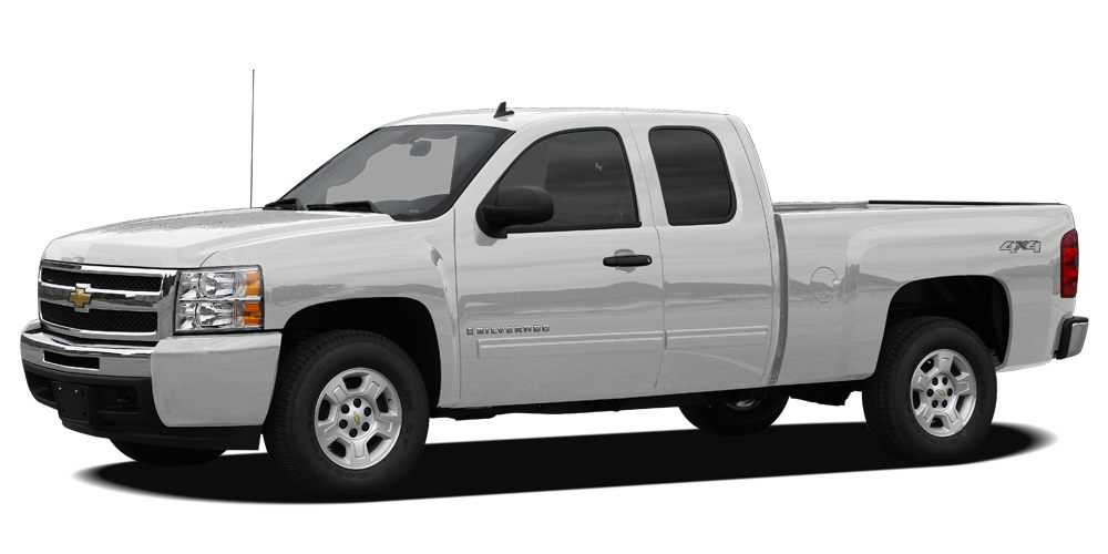 2009 Chevrolet Silverado 1500 WT Miles 82440Color Summit White Stock 160033A VIN 2GCEC190991