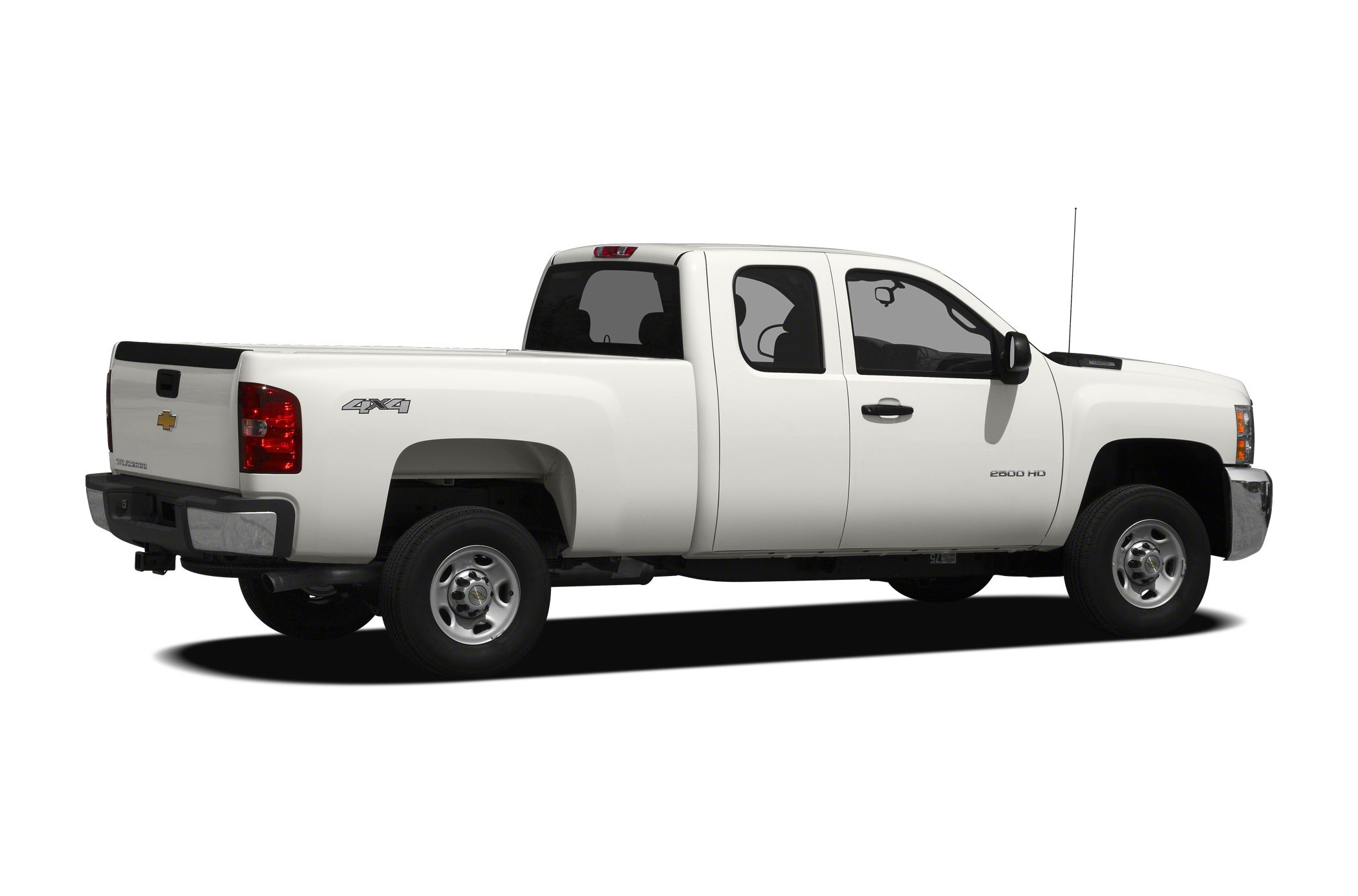 2009 Chevrolet Silverado 2500HD LTZ Vehicle Options 4WDAWD Front Air Dam Rear Window Defogger ABS