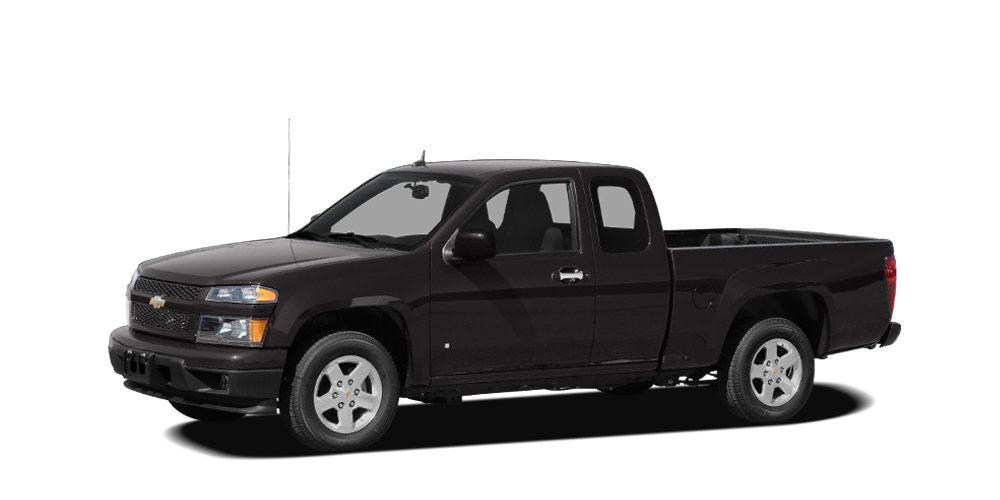 2009 Chevrolet Colorado  Miles 65364Color Black Stock 138609 VIN 1GCCS199X98138609