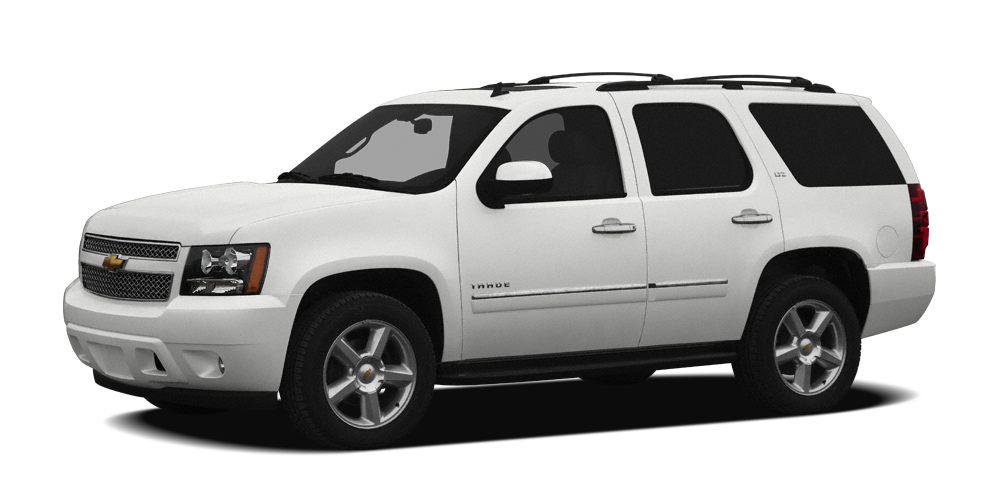 2008 Chevrolet Tahoe LT Excellent Condition LT w1LT trim 3rd Row Seat 4x4 Alloy Wheels Onboa
