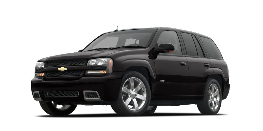 2008 Chevrolet TrailBlazer SS 60L V8 SFI AWD Awards  2008 KBBcom Brand Image Awards Miles