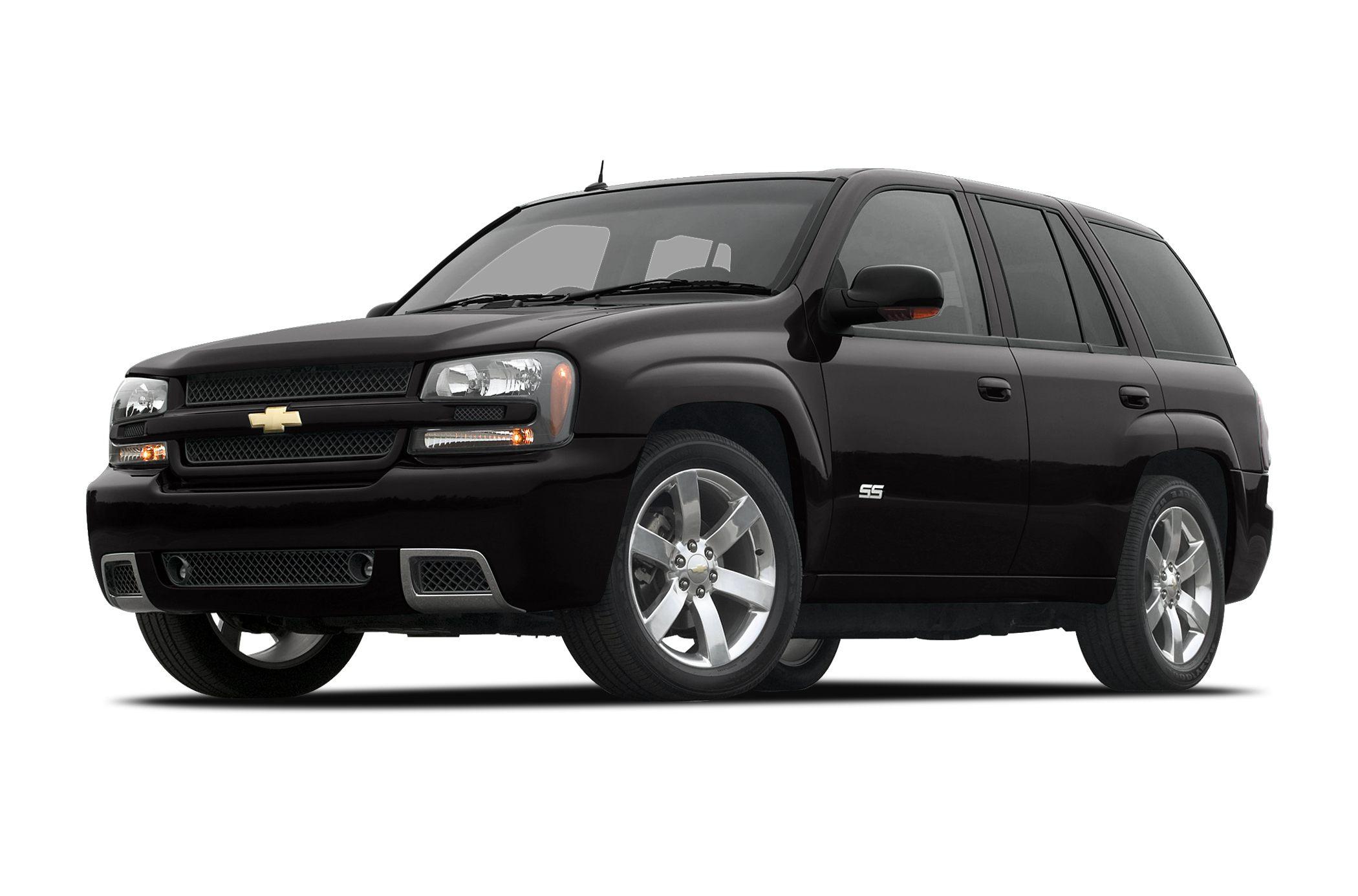 2008 Chevrolet TrailBlazer SS 5 Star Driver Side Crash Rating 12000 Mile Warranty SS w1SS trim