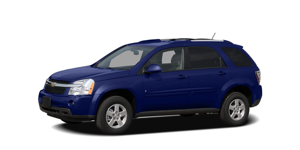 2008 Chevrolet Equinox LT Miles 85951Color Blue Stock 18597 VIN 2CNDL63F186292851