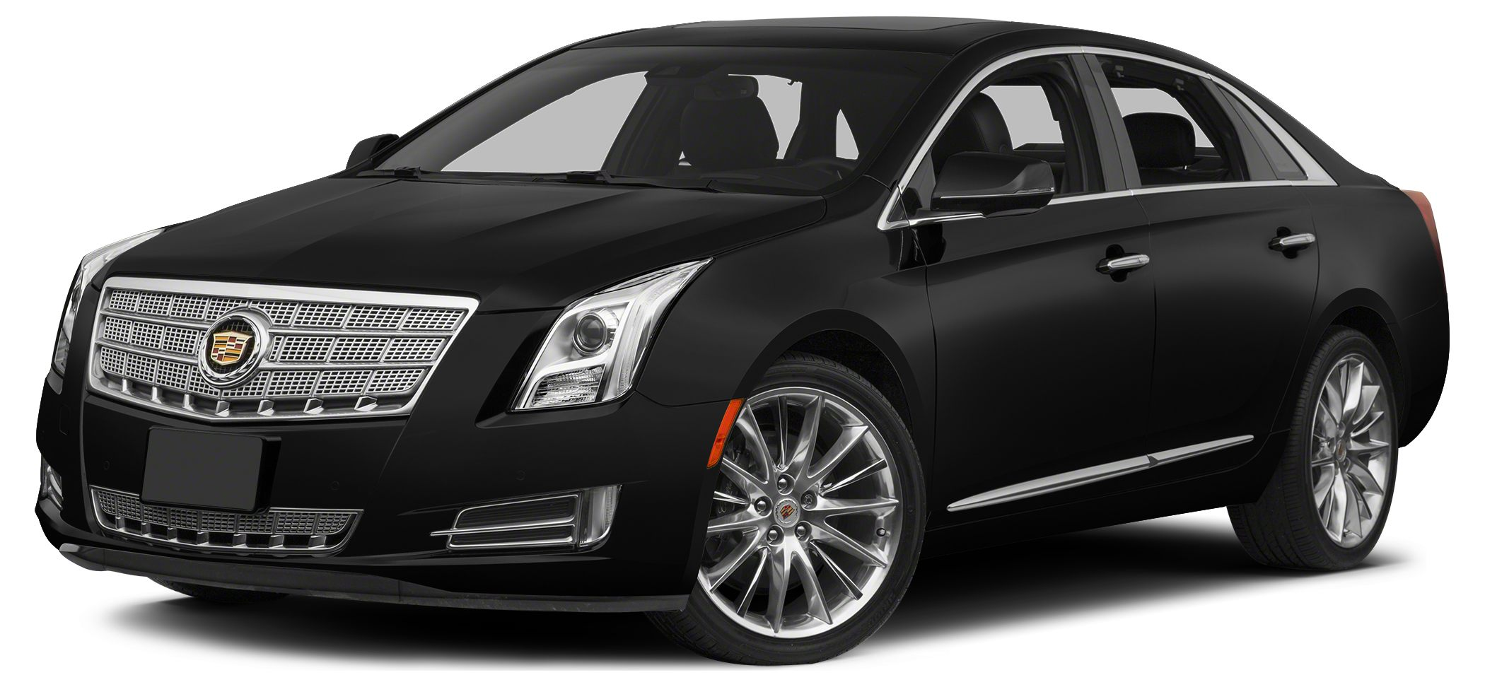 2015 Cadillac XTS Luxury Nav System HeatedCooled Leather Seats Back-Up Camera Heated Rear Seat