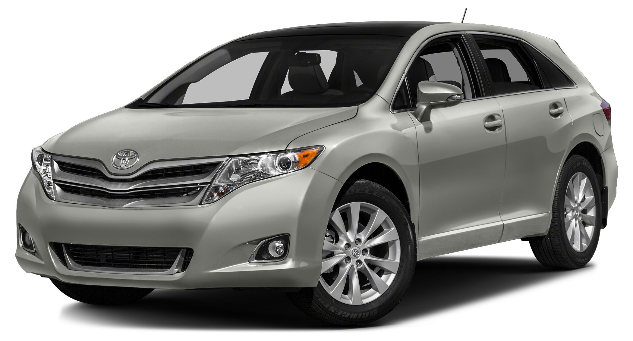 2015 Toyota Venza LE FUEL EFFICIENT 26 MPG Hwy20 MPG City LE trim CARFAX 1-Owner LOW MILES - 1