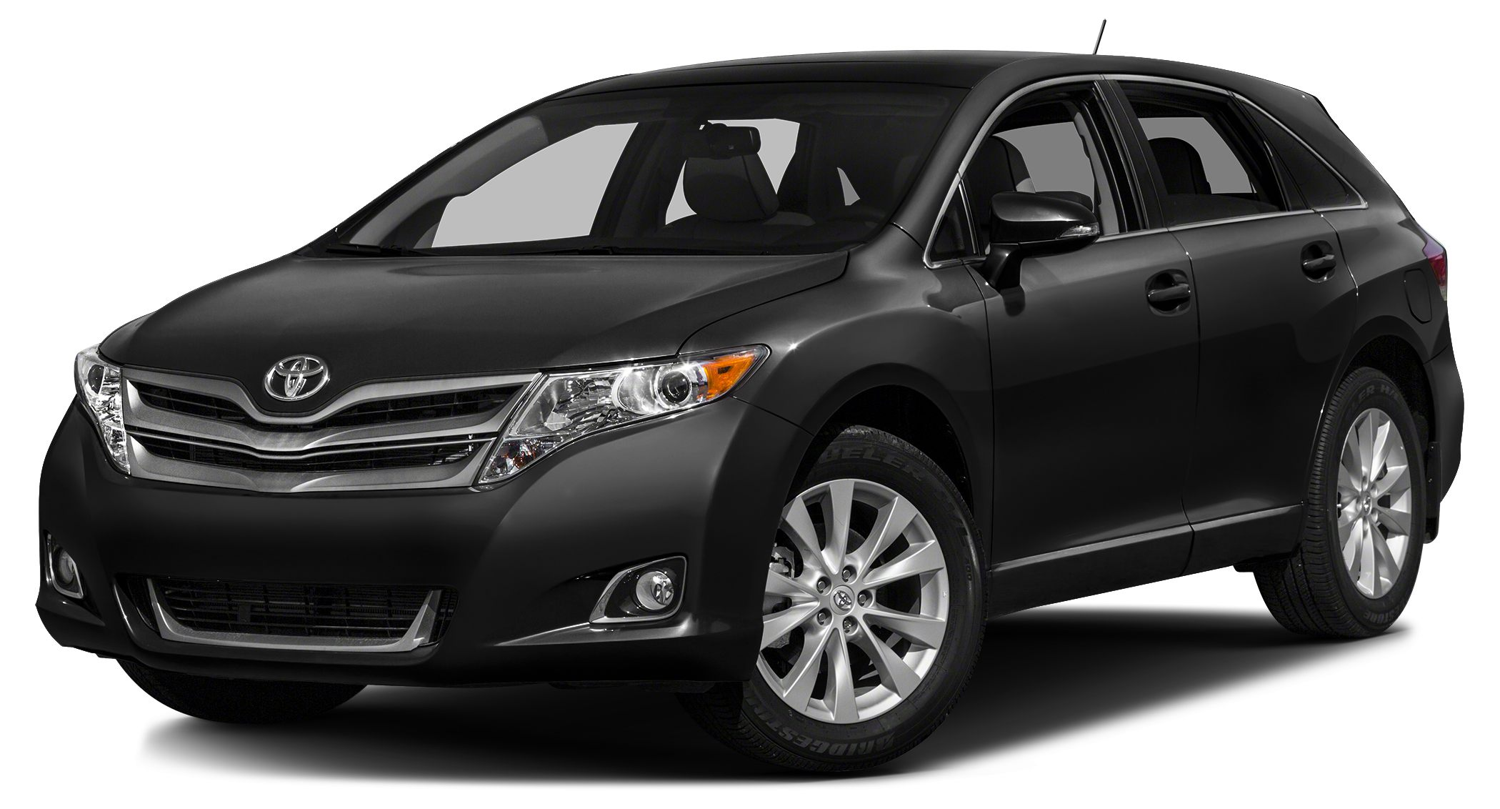 2014 Toyota Venza LE CARFAX 1-Owner EPA 26 MPG Hwy20 MPG City LE trim MAGNETIC GRAY METALLIC e