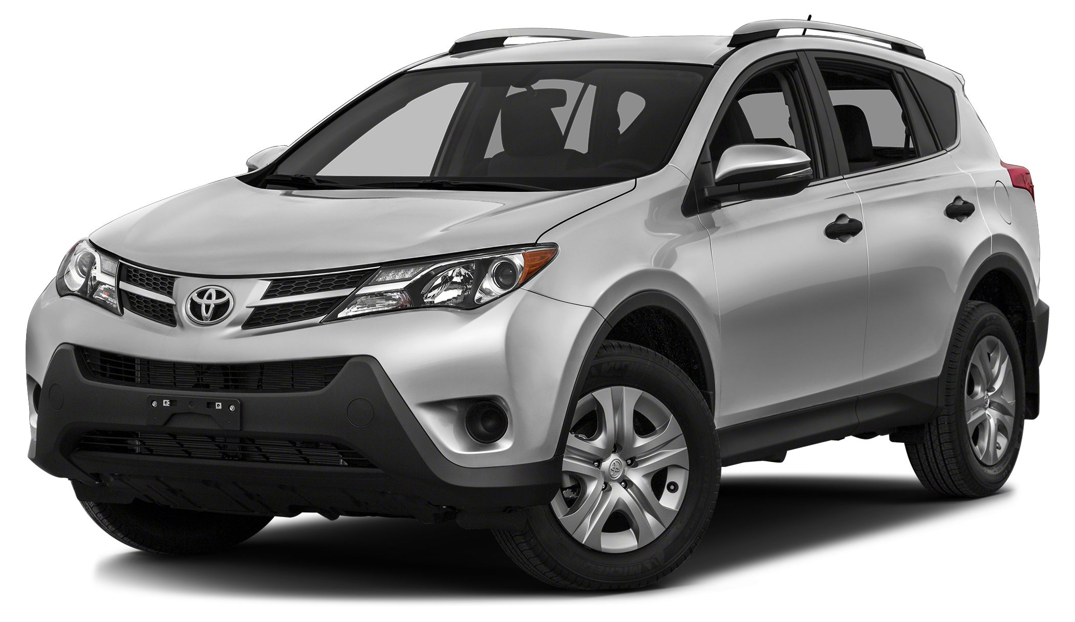 2015 Toyota RAV4 XLE XLE trim CARFAX 1-Owner EPA 29 MPG Hwy22 MPG City Moonroof Bluetooth iP