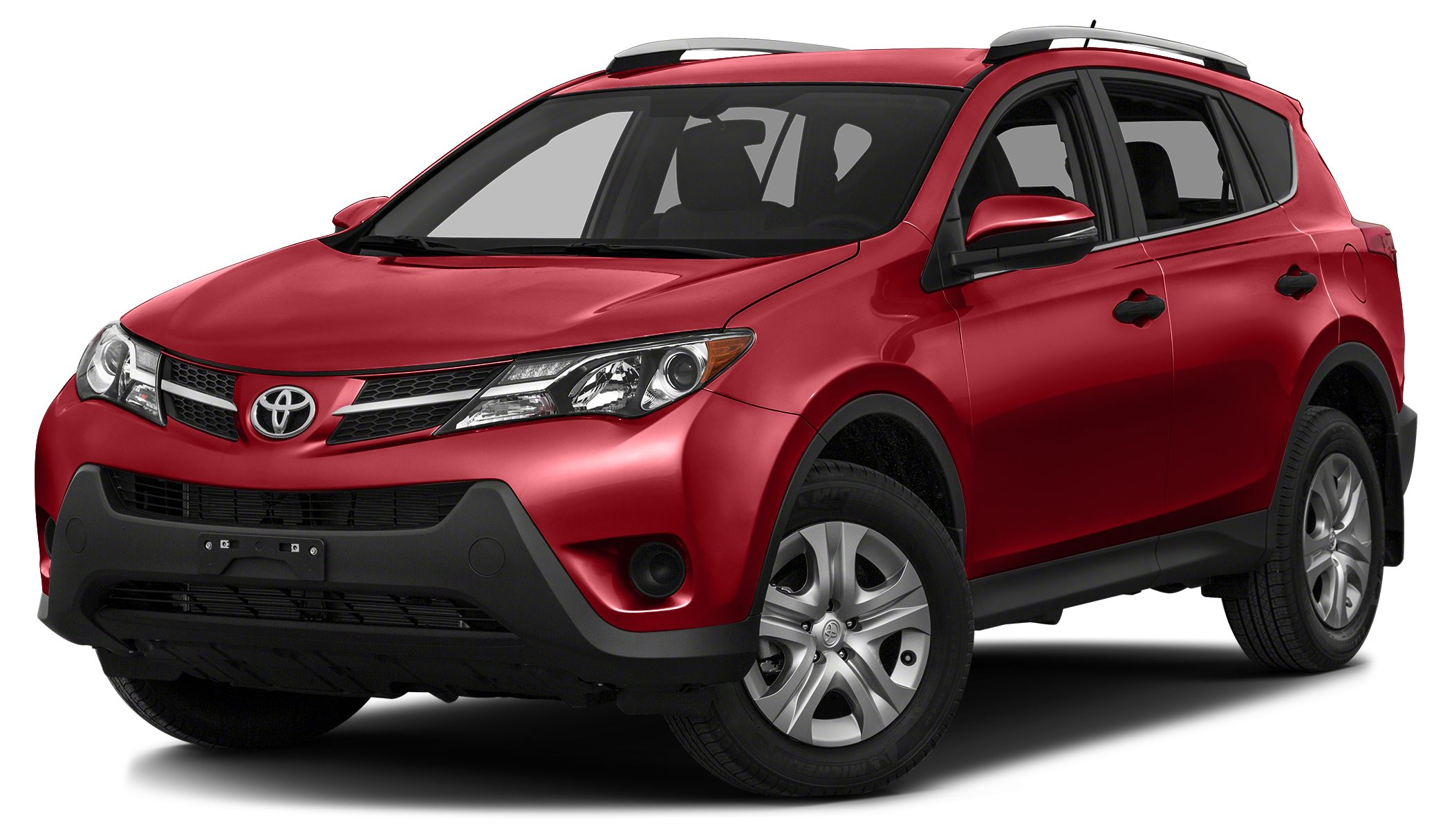 2014 Toyota RAV4 Limited Miles 16864Color Red Stock 16F57A VIN 2T3YFREV1EW119608