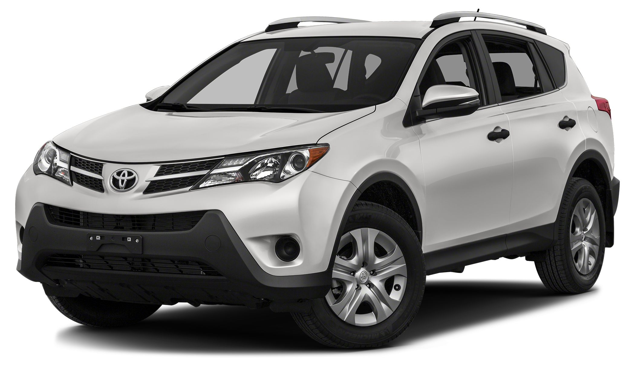 2014 Toyota RAV4 XLE CARFAX 1-Owner GREAT MILES 19250 XLE trim EPA 29 MPG Hwy22 MPG City Sun