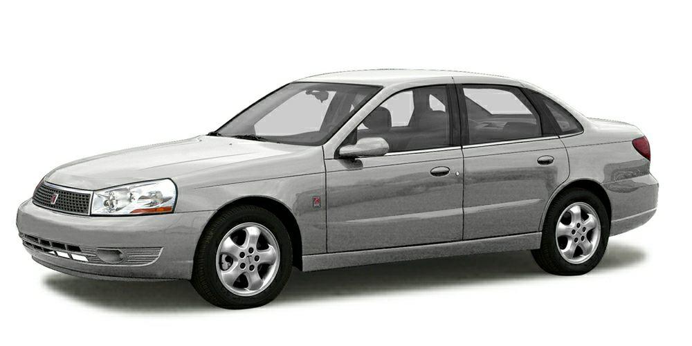 2003 Saturn L200  Miles 189125Color Bright Silver Stock 573124 VIN 1G8JU54F33Y573124