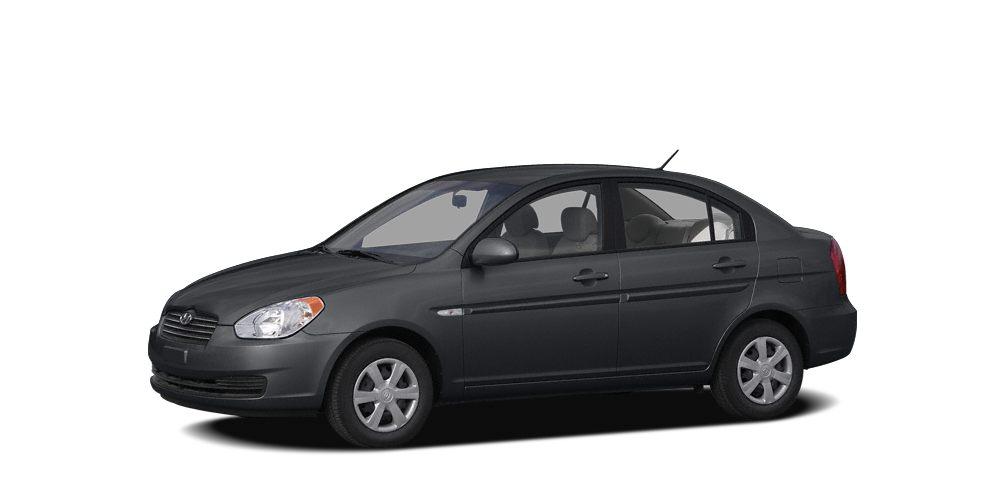 2008 Hyundai Accent GLS Miles 71422Color Gray Stock HP2799B VIN KMHCN46C68U174100