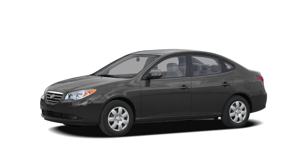 2008 Hyundai Elantra  Lifetime Engine Warranty at NO CHARGE on all pre-owned vehicles Courtesy Aut