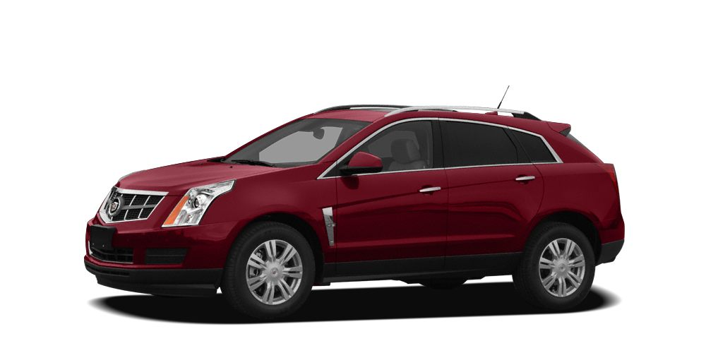 2010 Cadillac SRX Luxury Miles 110794Color Red Stock 117927A VIN 3GYFNAEY8AS500945