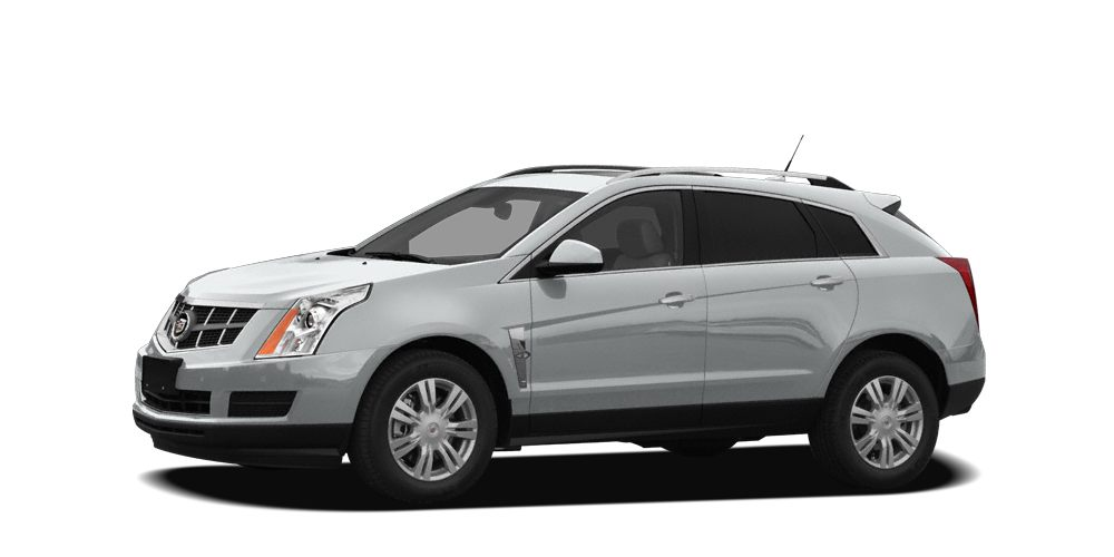 2010 Cadillac SRX Performance Collection Miles 57895Color Radiant Silver Stock P10484 VIN 3G