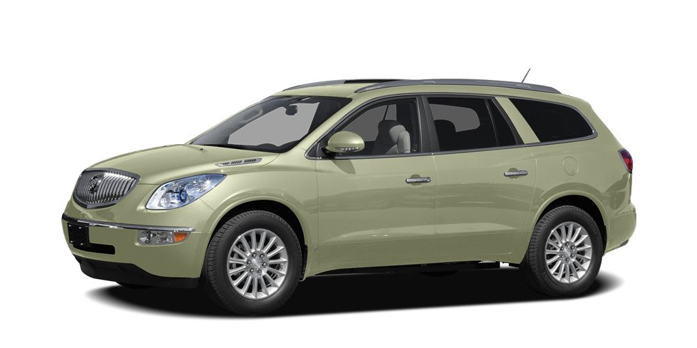 2009 Buick Enclave CXL FOLKSTHIS ONE IS A CHERRYRETIREE OWNED AND VIRTUALLY MINT CONDITION E