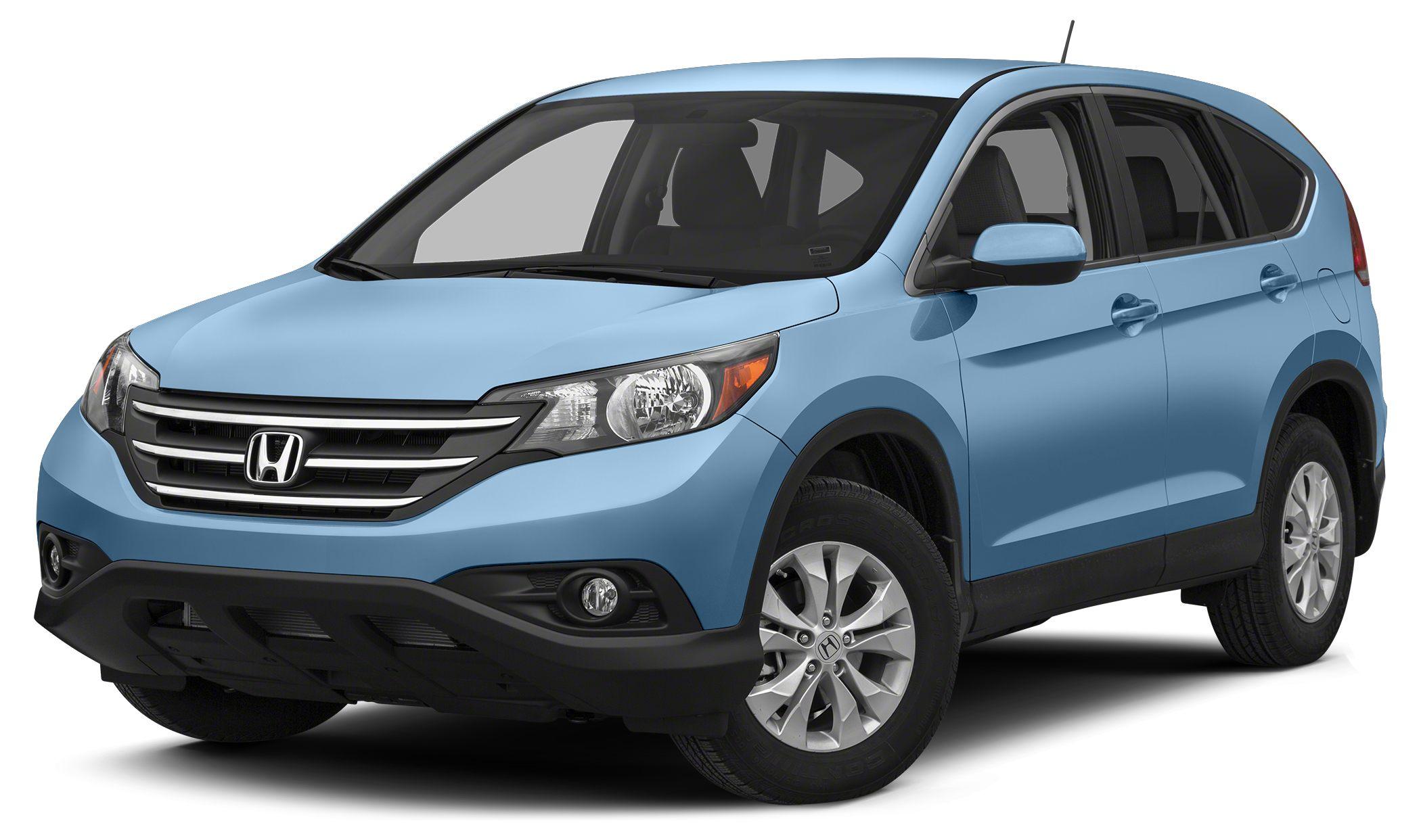 2014 Honda CR-V EX EX trim Mountain Air Metallic exterior and Beige interior CARFAX 1-Owner Exc