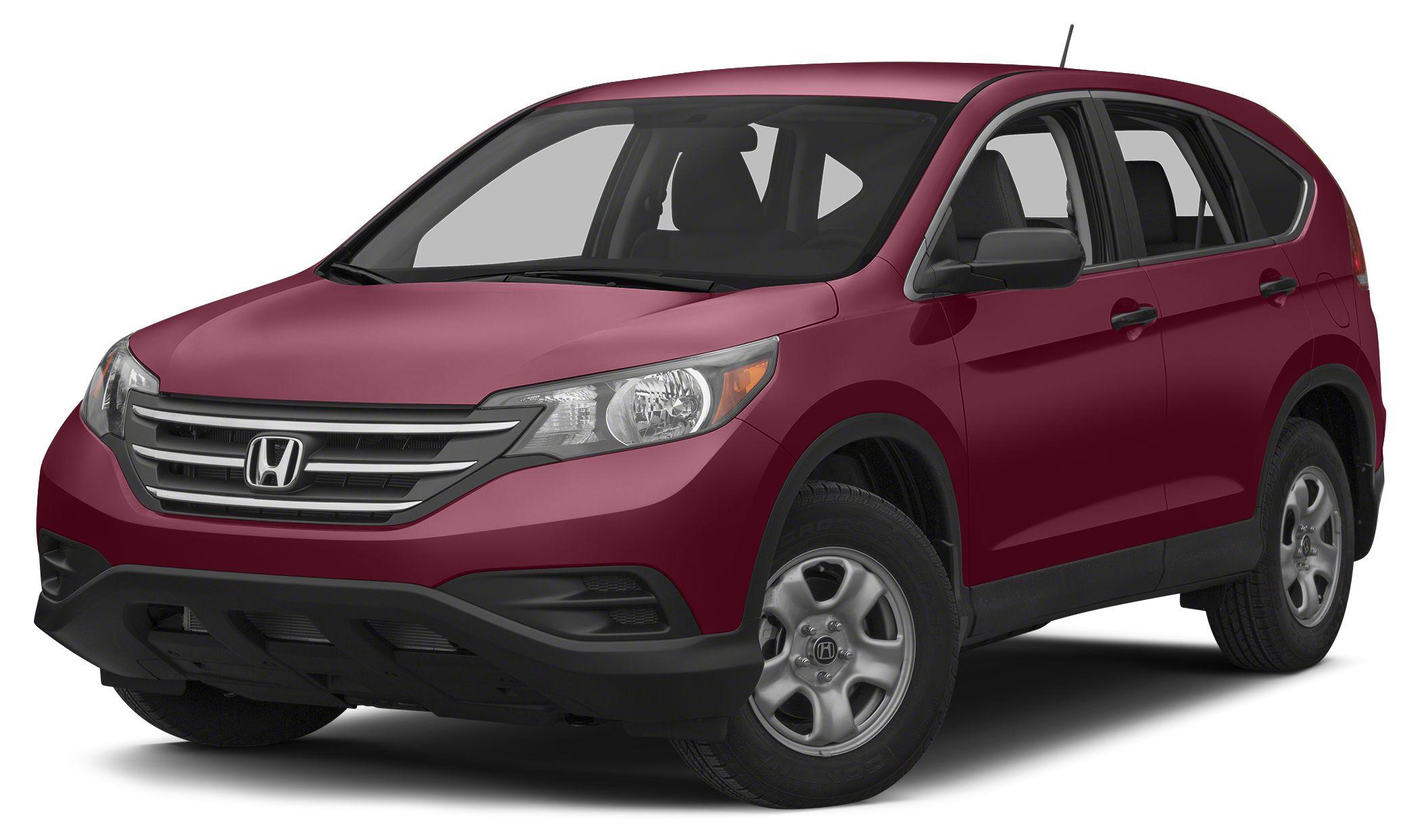 2014 Honda CR-V LX Miles 5286Color Red Stock H152163A VIN 5J6RM3H39EL035986