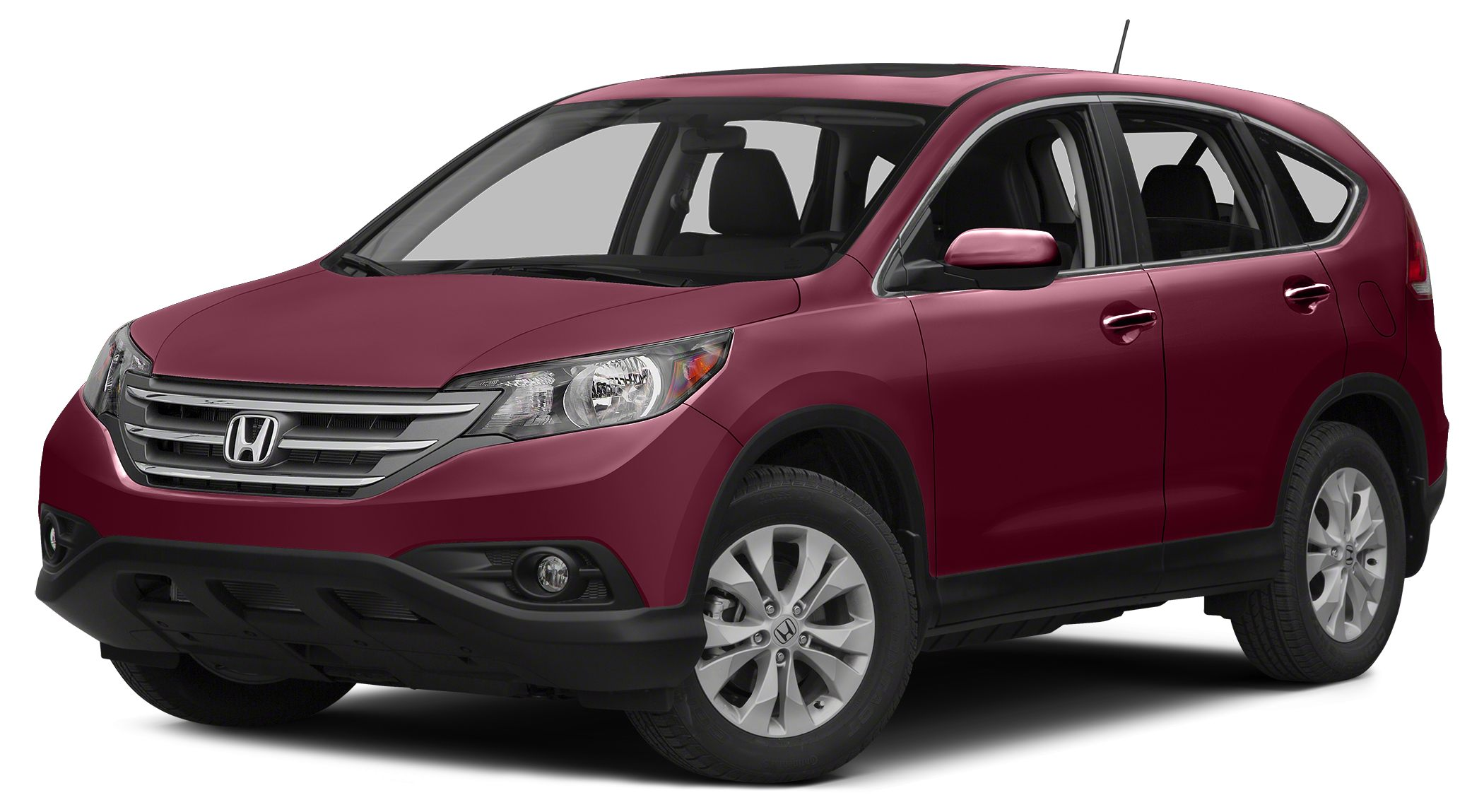 2014 Honda CR-V EX-L 20 YR200K WARRANTY CARFAX ONE OWNER SunroofMoonroof Leather Seats T