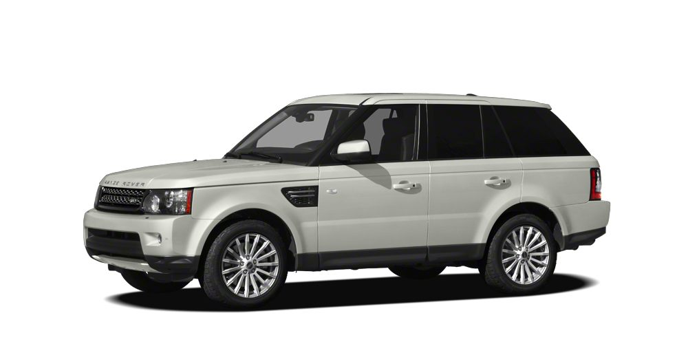 2013 Land Rover Range Rover Sport HSE WHITE ON UPGRADED BROWN INTERIOR VERY RARE PACKAGE LOW MIL