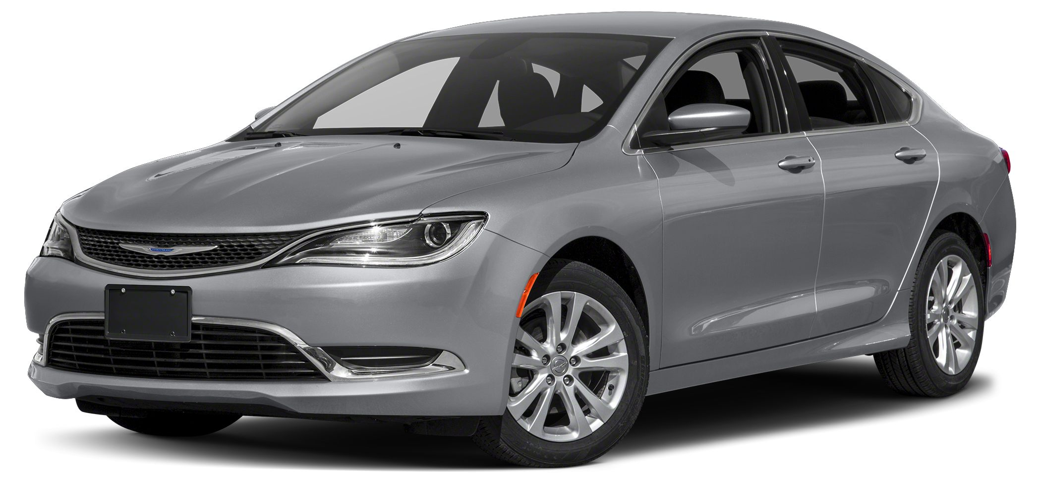 2015 Chrysler 200 Limited Miles 26342Color Billet Silver Clearcoat Metallic Stock K15404A VIN