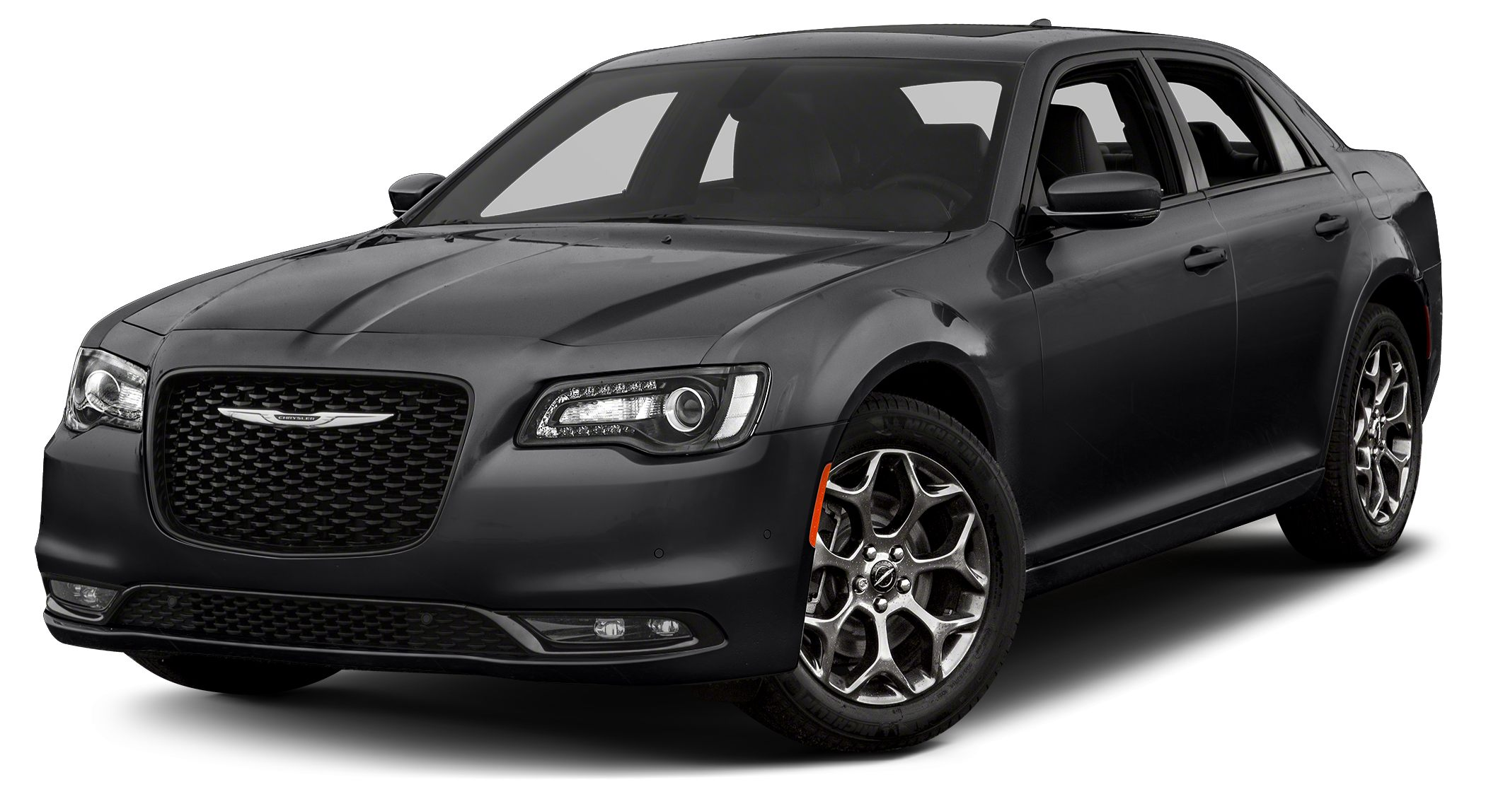 2017 Chrysler 300 S Miles 0Color Gloss Black Stock C4087 VIN 2C3CCABG9HH518219