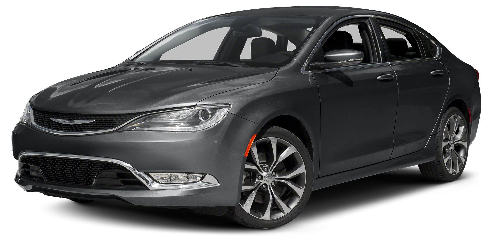 2015 Chrysler 200 C Miles 31028Color Granite Crystal Clearcoat Metallic Stock SB15963A VIN 1