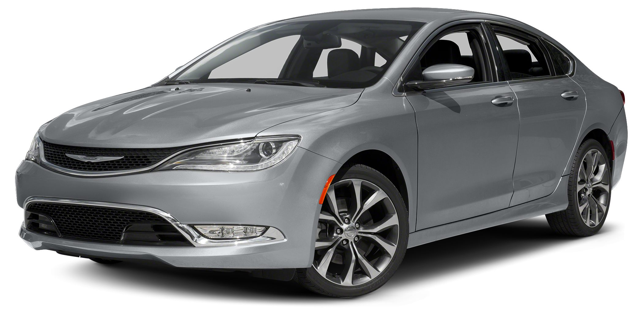 2015 Chrysler 200 C Miles 18001Color Billet Silver Clearcoat Metallic Stock FH0773A VIN 1C3C
