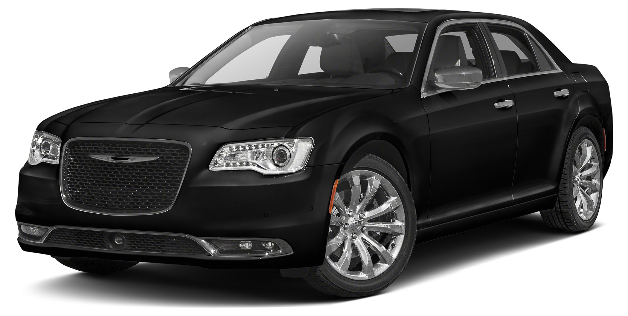2016 Chrysler 300C Base Quick Order Package 22T 19 x 75 Polished Aluminum Wheels ABS brakes Co