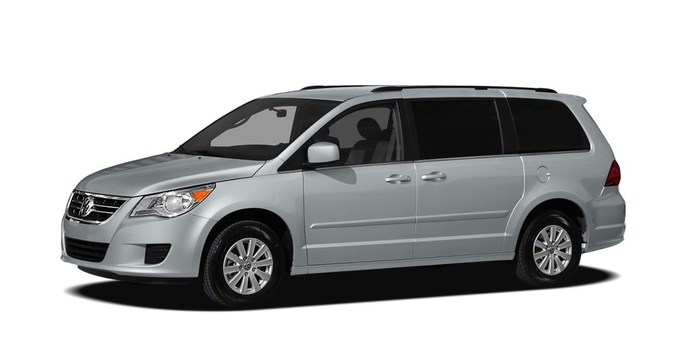 2012 Volkswagen Routan SE Miles 40710Color Gray Stock 18396 VIN 2C4RVABG7CR120672