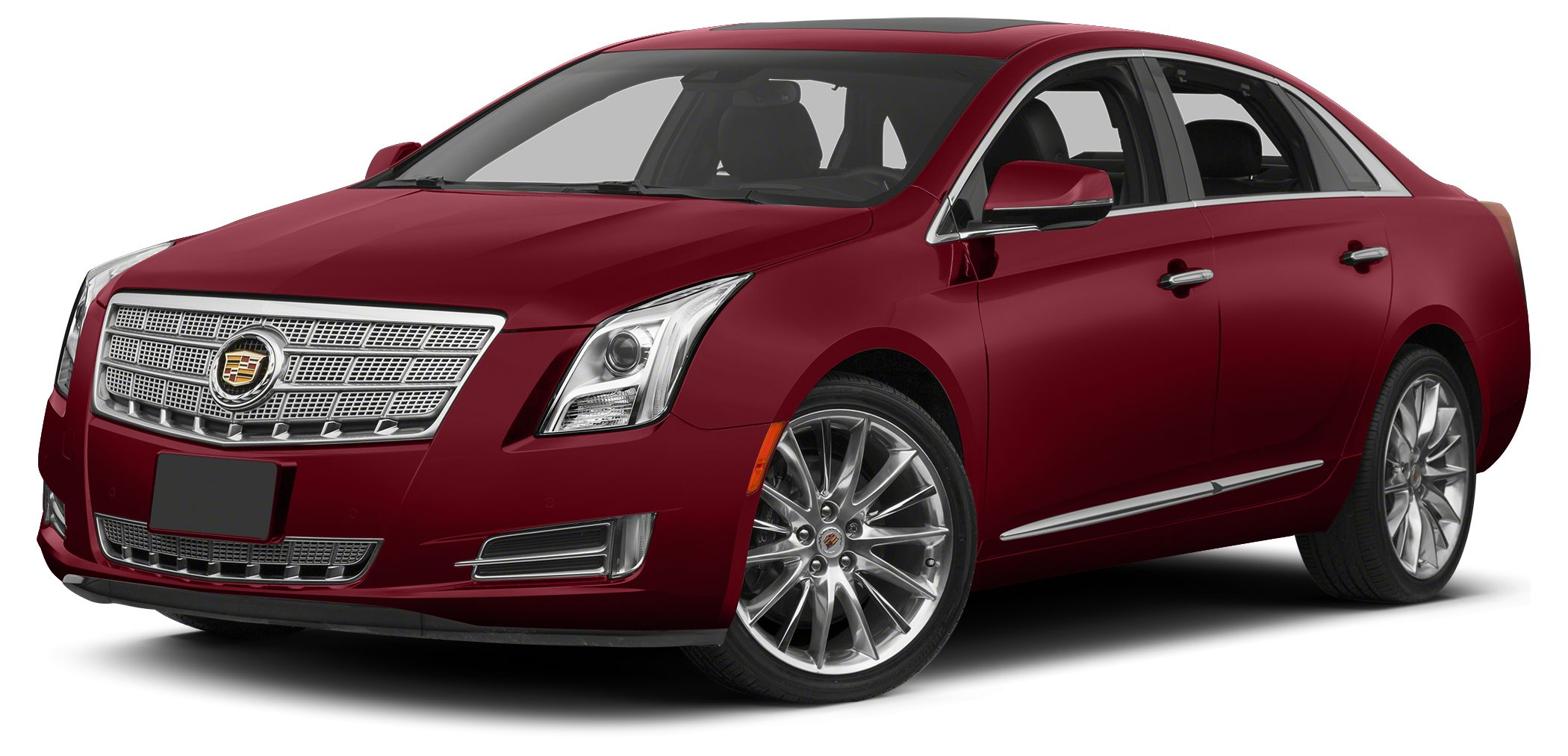 2013 Cadillac XTS Platinum Miles 26458Color Red Stock 18623 VIN 2G61V5S38D9188310