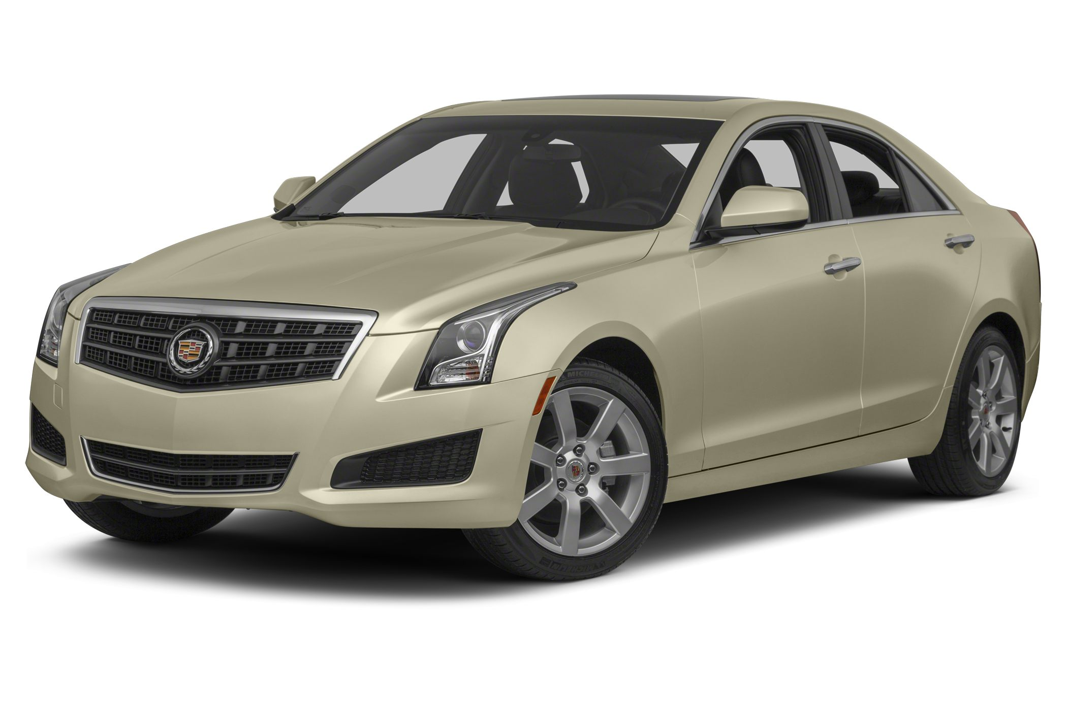 2013 Cadillac ATS 20 Turbo Luxury Sleek Black Call ASAP Put down the mouse because this 2013 Ca
