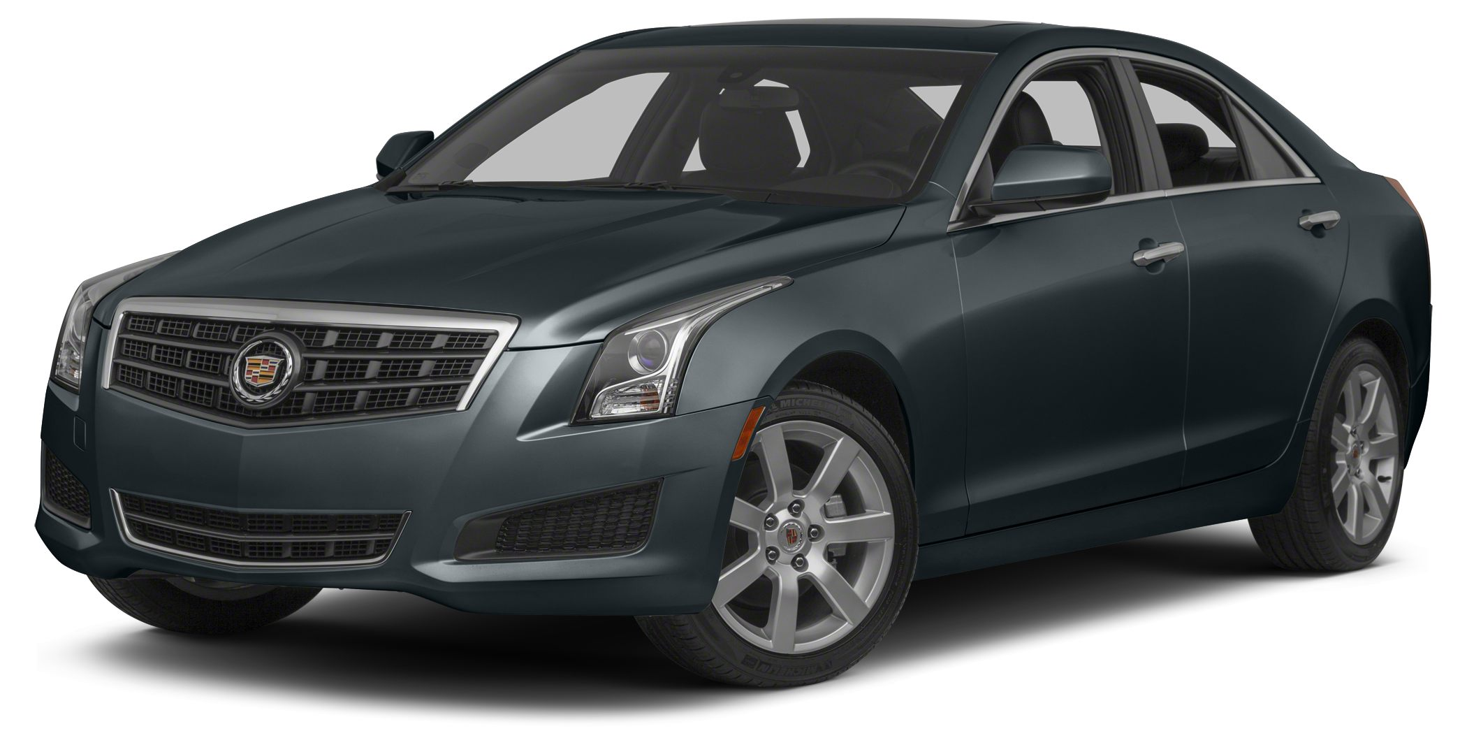 2013 Cadillac ATS 36 Luxury REMAINDER OF FACTORY WARRANTY Cadillac User Experience CUE Blueto