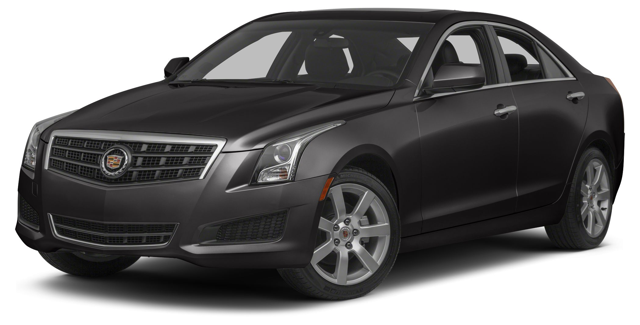 2013 Cadillac ATS 25 Luxury Youll wish your bed was this comfortable This vehicle has front driv