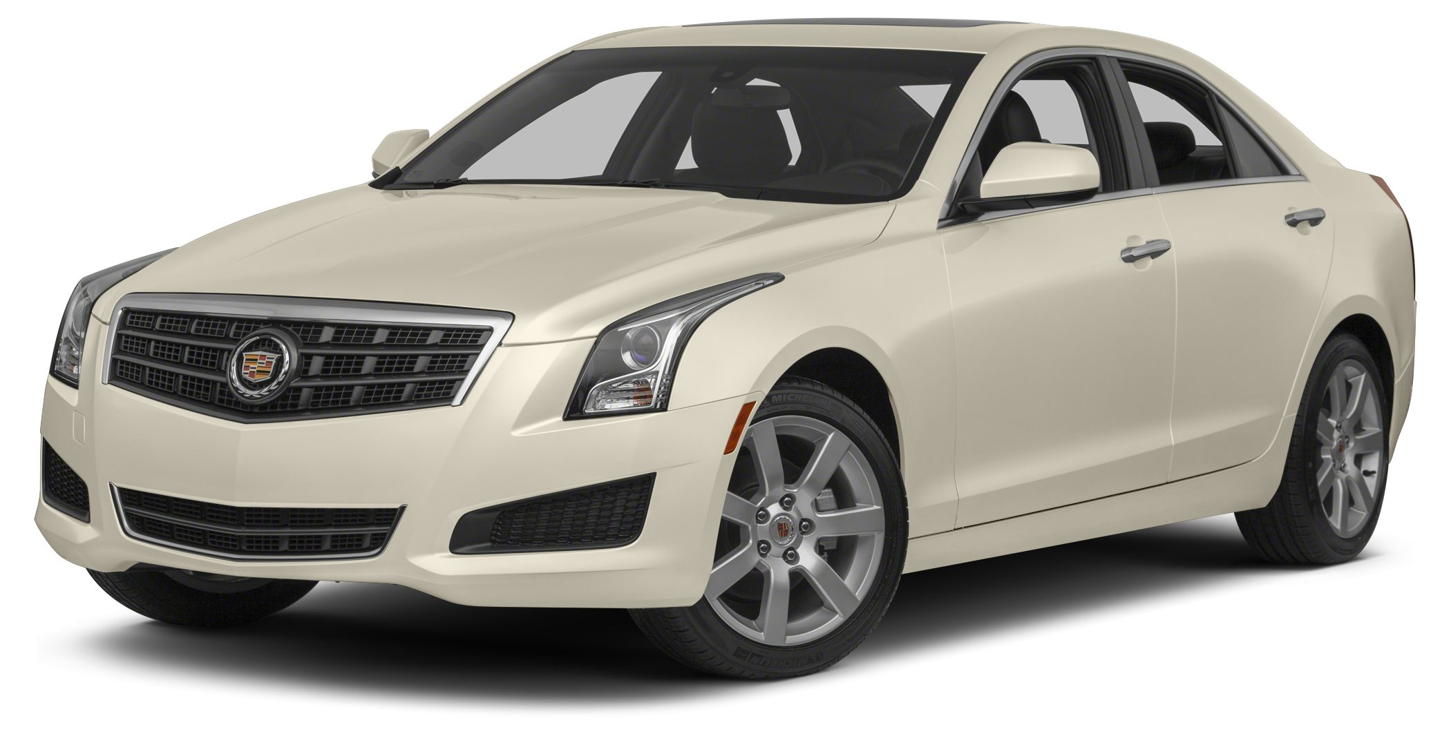 2013 Cadillac ATS 20 Turbo One owner pride and joy is yours for the taking You can thank the Sun