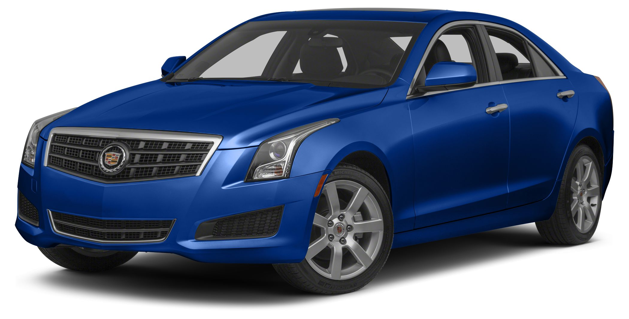 2013 Cadillac ATS 25 Luxury Power Sunroof Your lucky day Dont bother looking at any other car