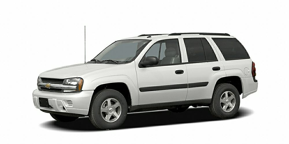 2005 Chevrolet TrailBlazer LT Grab a deal on this 2005 Chevrolet TrailBlazer LT before someone els