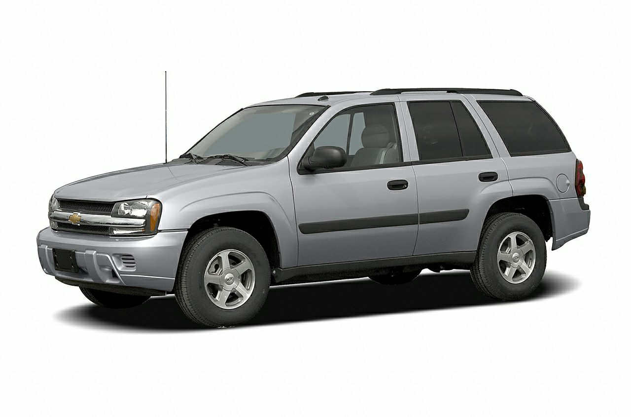 2005 Chevrolet TrailBlazer LS  COME SEE THE DIFFERENCE AT TAJ AUTO MALL WE SELL OUR VEHIC