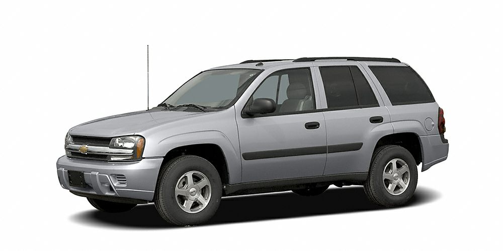 2005 Chevrolet TrailBlazer  Silver Bullet STOP Read this Chevrolet has outdone itself with this