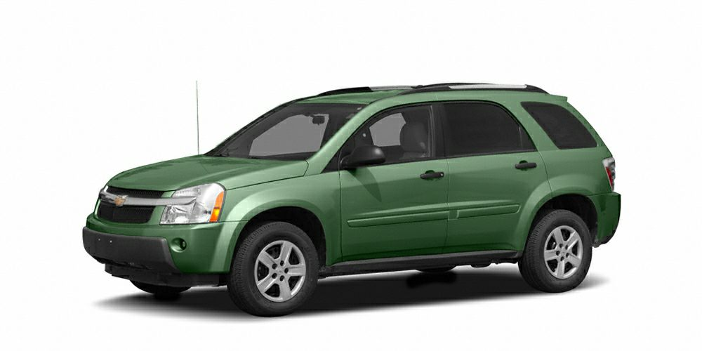 2005 Chevrolet Equinox LS  WHEN IT COMES TO EXCELLENCE IN USED CAR SALESYOU KNOWYOURE AT STA