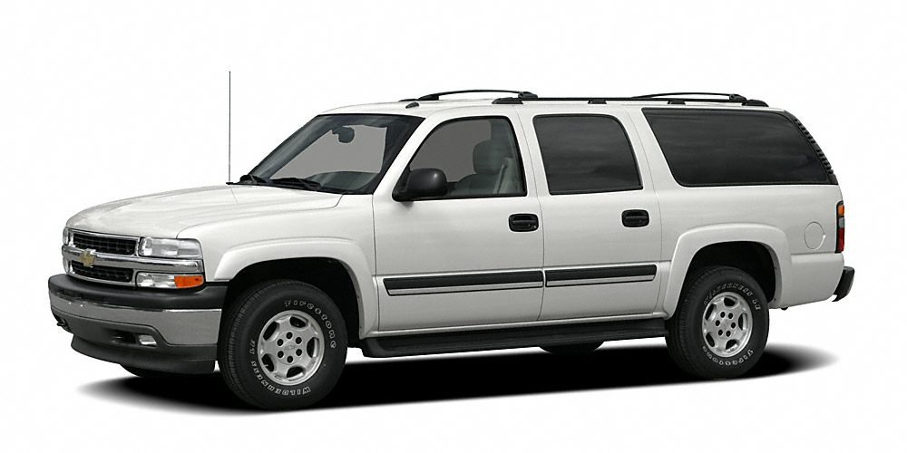 2005 Chevrolet Suburban LT Miles 132572Color Summit White Stock 8379 VIN 3GNFK16Z65G156750
