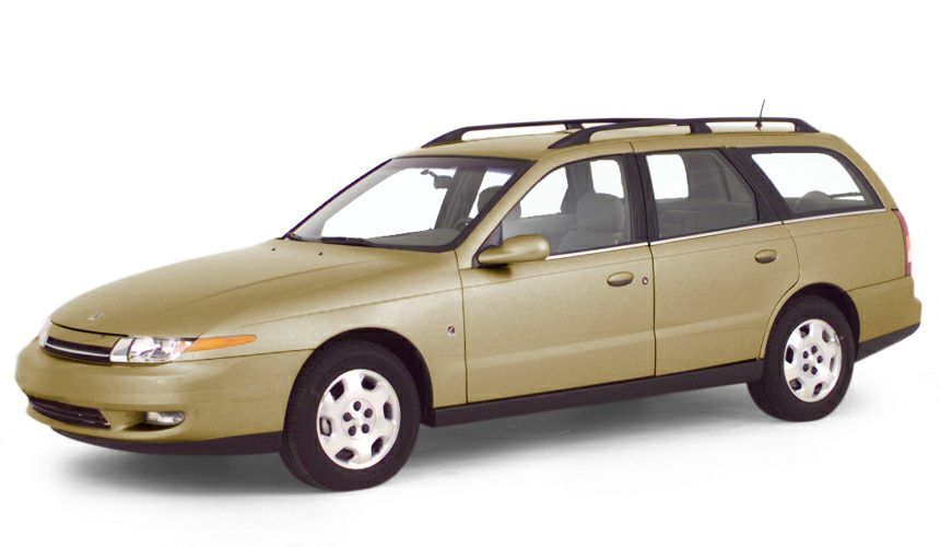 2000 Saturn LW2 Base Clean CARFAX Gold 2000 Saturn LW2 FWD 4-Speed Automatic 30L V6 SMPIRecent