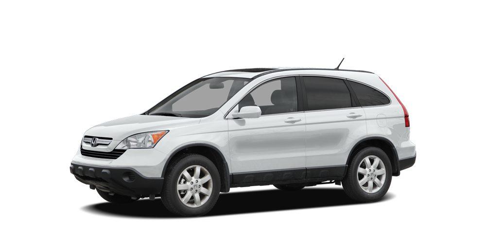 2008 Honda CR-V  Miles 127390Color Taffeta White Stock IP8834A VIN JHLRE38738C028268