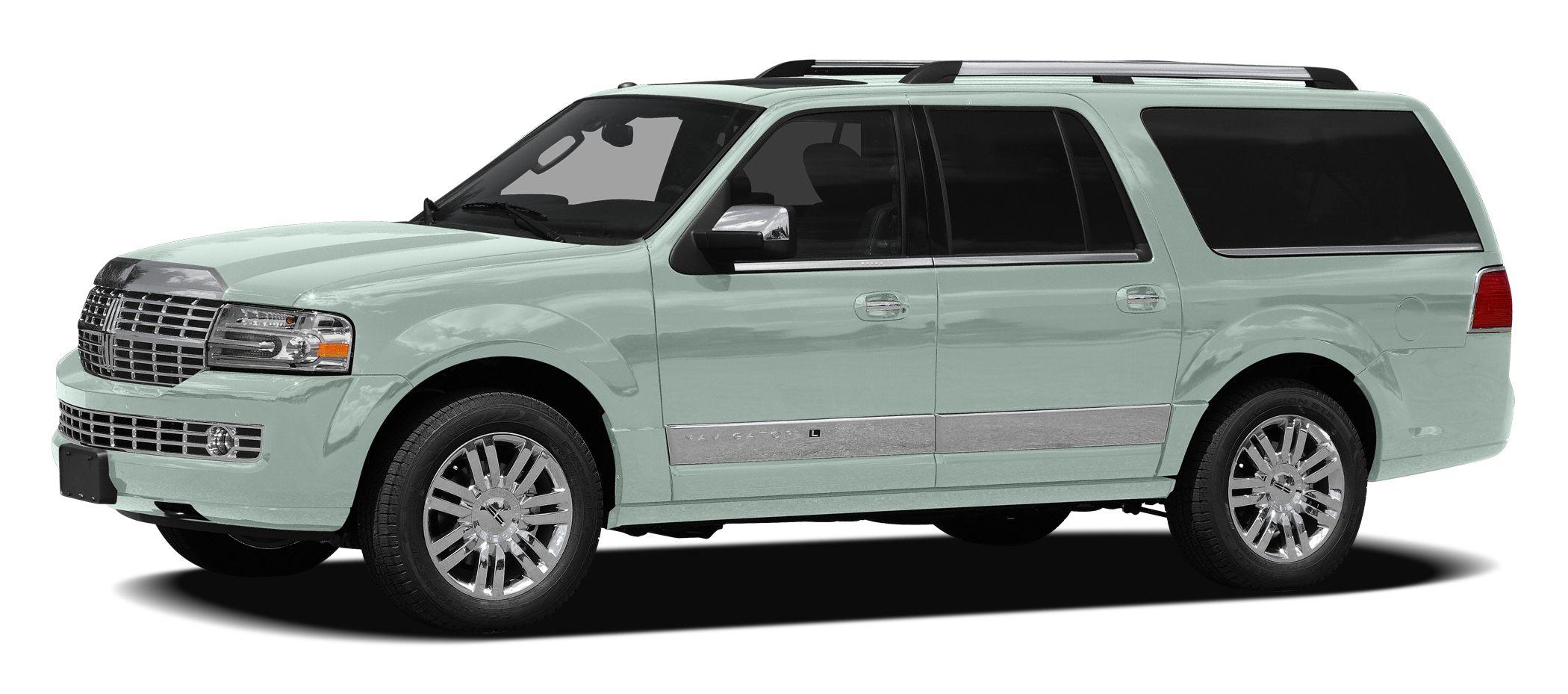 2010 Lincoln Navigator L Miles 133503Color Silver Stock 16EX5A VIN 5LMJJ3J56AEJ01523