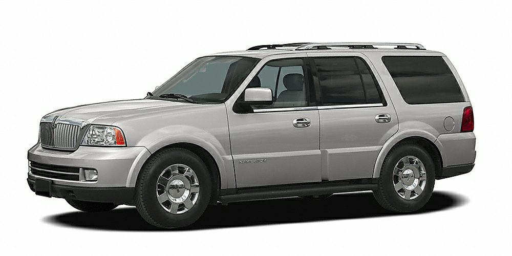 2006 Lincoln Navigator  LOCAL TRADE LEATHER AND LOADED ABS brakes Air Conditioning CD p